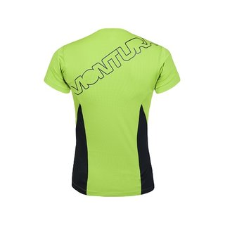 MONTURA OUTDOOR PERFORM SHIRT MEN VERDE ACIDO