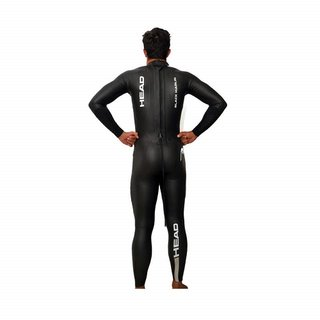 HEAD NEOPREN BLACK MARLIN MAN TRI-WETSUIT 5.3.1,5 M