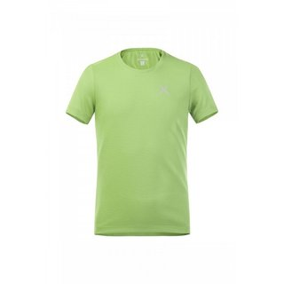 MONTURA OUTDOOR FIRST SHIRT KIDS VERDE ACIDO