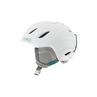 Giro S NINE Jr. mat white 19 M