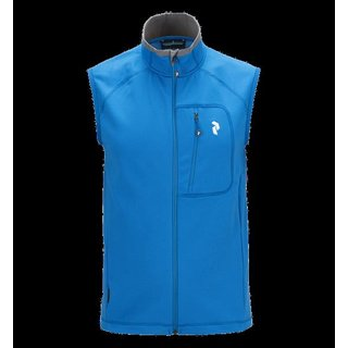 PEAK PERFORMANCE HERREN WAITARA WESTE BLAU