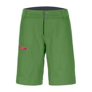 ORTOVOX MERINO SHIELD ZERO PELMO SHORTS W ECO GREEN