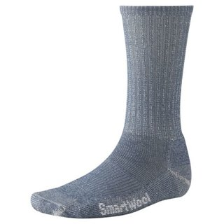 SMARTWOOL HIKING LIGHT SOCKEN CREW UNISEX DENIM