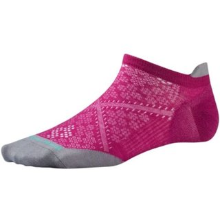 SMARTWOOL DAMEN SOCKEN PHD RUN ULTRA LIGHT MICRO BERRY