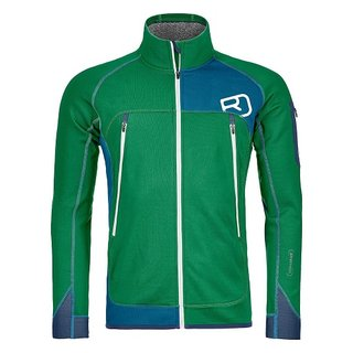 MERINO FLEECE PLUS JACKET M IRISH GREEN