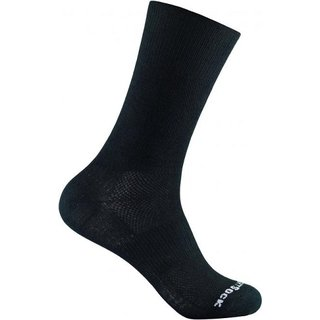WRIGHT SOCKS COOLMESH II CREW BLACK