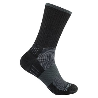 WRIGHT SOCKS ESCAPE/CREW BLACK