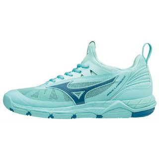 MIZUNO WAVE LUMINOUS WOMEN AQUA SPLASH/BLUE SAPPHIRE/AUQA SPLASH