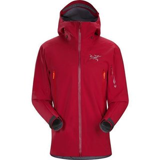 ARCTERYX SABRE JACKET HERREN RED BEACH