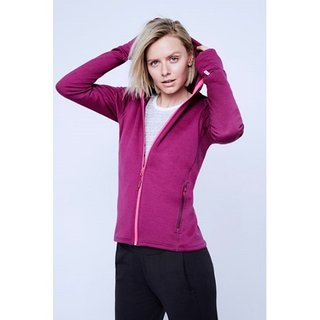 DEVOLD NIBBA DAMEN JACKET PLUM