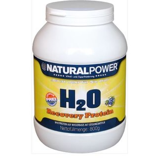 Natural Power H2O2 Recovery Protein 800gramm