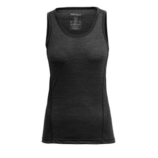 DEVOLD RUNNING DAMEN SINGLET ANTHRACITE