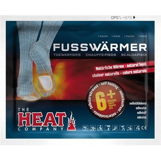 The Heatcompany Fusswärmer