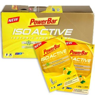 POWERBAR ISOACTIVE Lemon 20 Stk.