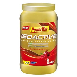 POWERBAR ISOACTIVE Red Fruit Punch 1.320g